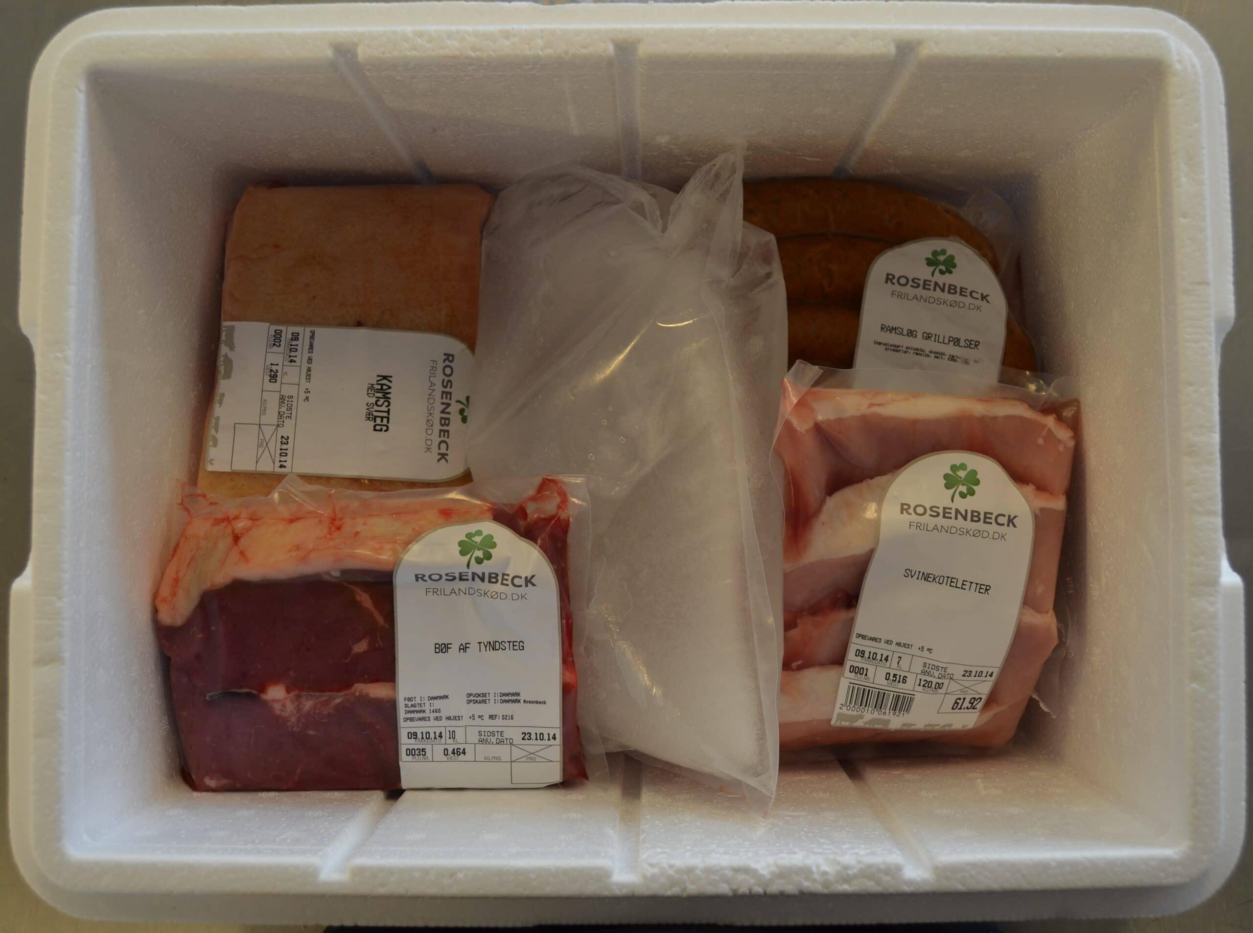 Kødpakke